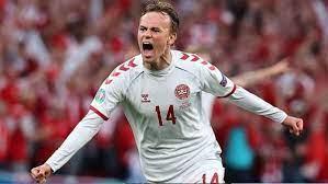 The Danish Mikkel Damsgaard already is in the orbit of the Barça