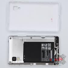 disassemble LG Optimus L4 II E440 ...