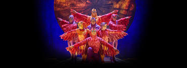 Luzia Touring Show See Tickets And Deals Cirque Du Soleil