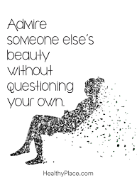 Self Beauty Quotes Best Of SelfConfidence Quote HealthyPlace
