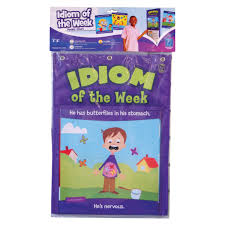 Buy Idiom Of The Week Pocket Chart By Educational Insights