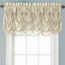 royal velvet royal velvet hilton rod pocket tuck valance window curtain rod pocket valances and valance