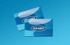 consider carrying an old navy credit card