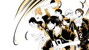 Best Anime Haikyuu Wallpaper Hd Wallpaper