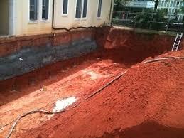 soil nailing vs rening wall atlanta ga