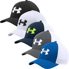 under armour hats. image is loading under-armour-2016-golf-mesh-stretch-fit-2- under armour hats i