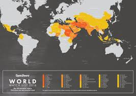 sight magazine essay once again tops list of  world watch list map