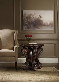 furniture grand palais round end table 5272 80114 hover to zoom
