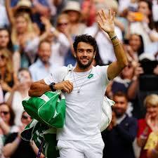 Wimbledon 2021: Matteo Berrettini -