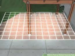 concrete painted patio how to paint an outdoor awesome painting patio concrete can you paint concrete concrete painted patio