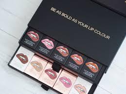 makeup revolution retro luxe lip kit vault review