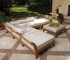 diy wooden deck furniture. wood outdoor-furniture-with cushion diy wooden deck furniture o