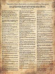 95 Theses The Theses Of Luther Against The Sale Of Indulgences In