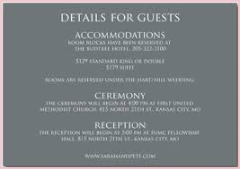 how to word hotel accommodations for wedding invitations how to word hotel accommodations for wedding invitations yourweek