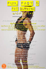 fun fast and fat burning workout 2