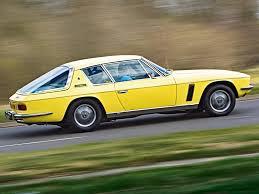 Luxe bradé : Jensen Interceptor, le luxe anglais gavé au V8 yankee -  VROOM.be