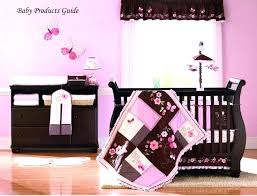 pink and brown crib bedding brown crib bedding set baby bedding sets for girls along with pink brown carters baby bedding set including light pink brown