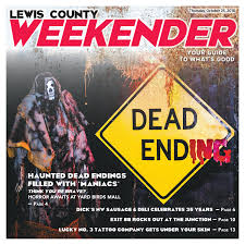 Weekender Oct 25 2018 By Lafromboise Communications Inc Issuu