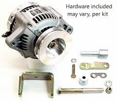 plane power lightweight alternator kits from aircraft spruce Portable Generator Wiring Diagram Plane Power Wiring Diagram #47