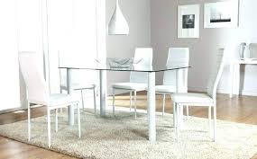 round glass dining table and chairs round glass table and chairs white glass table and