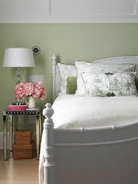 Bedroom colors green Mint Cottage Bedroom Better Homes And Gardens Bedroom Decorating In Green Better Homes Gardens