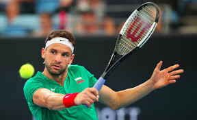 After struggling to find success against diego schwartzman in the istanbul open, grigor dimitrov's frustration came to a boil. Australian Open Day 1 Men S Predictions Including Dimitrov Vs Cilic