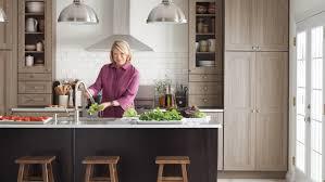 Martha Stewart Kitchen Designs Video Martha Stewart Shares Her Kitchen Design Inspiration