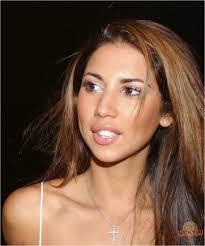 UK glamour model and socialite Leilani Dowding naked Female Gates