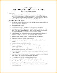 ... Adorable Resume format Front Office assistant for Your Sample Resume  for Hospital Unit Clerk ...