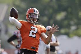 Browns Qb Depth Chart The Precarious State Of The Qb Depth Chart Browns Plainly