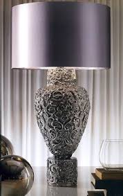 ... Huge Table Lamps Beautifully Idea 5 Lissa Modern Hollywood Gold Polish  Lamp ...