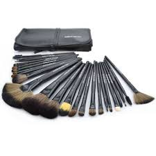make up for you 24pcs professional cosmetic makeup brushes set kit