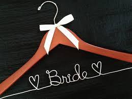 Bride Hanger Wedding Photos Bridal Wire Wrapped By Javajanejewelry