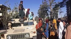 مزار شريف رابع أكبر مدينة في أفغانستان تسقط في قبضة طالبان - CNN Arabic