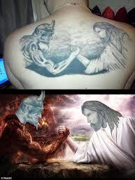 ужасно плохие татуировки на коже и в жизни новости в фотографиях