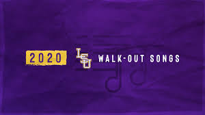 I'm limiting this to current players, so unfortunately hell's bells and wild thing will not be making this is the first of multiple metallica songs to make their way on the list, and for good reason; 2020 Lsu Baseball Walk Out Songs Lsu Tigers