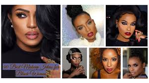 40 best makeup ideas for black women