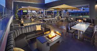 Columbus cafe outdoor lighting Led Specgrade Led Topgolf Columbus The Ultimate In Golf Games Food And Fun