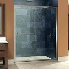 what to use to clean glass shower doors shower door glass best way to clean sliding