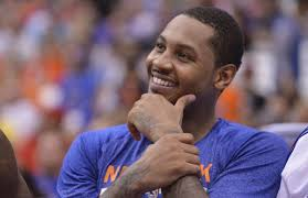 """Carmelo Anthony Had a Blink-and-You-Missed-It Cameo in """"Sons of ..."""