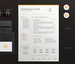 Best Resume Templates 2017 Stunning Best Resume Templates To Help You Land Your Dream Job In 60