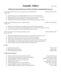 Youth Advisor Sample Resume