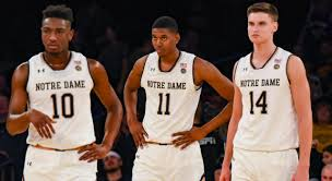 Notre Dame Basketball Depth Chart 2019 20 Non Conference Schedule Is Set Notre Dame Fighting
