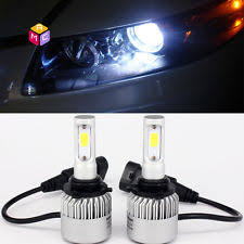 mack vision parts accessories 2pcs led headlight bulb conversion kit for cxu613 mack vision truck 1998 2015