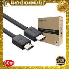 Cáp HDMI 30M hỗ trợ 4K 3D Ugreen 10114 chính hãng - Hapustore tốt giá rẻ