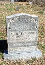 Addie Lelia Smith (1888-1968) - Find A Grave Memorial