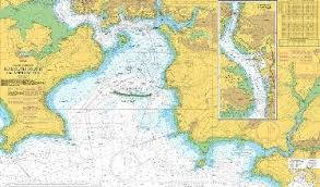How To Plot On A Nautical Map Seachest Chart Book Store