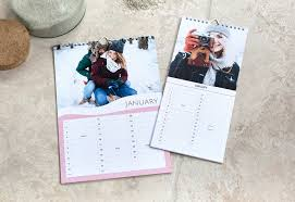 Photo Calander Birthday Calendar