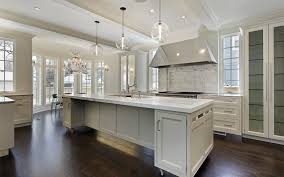 Kitchen Island Nyc Contemporary With Granite Countertops I