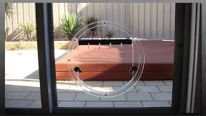 hartley glass pet door after 2 view image